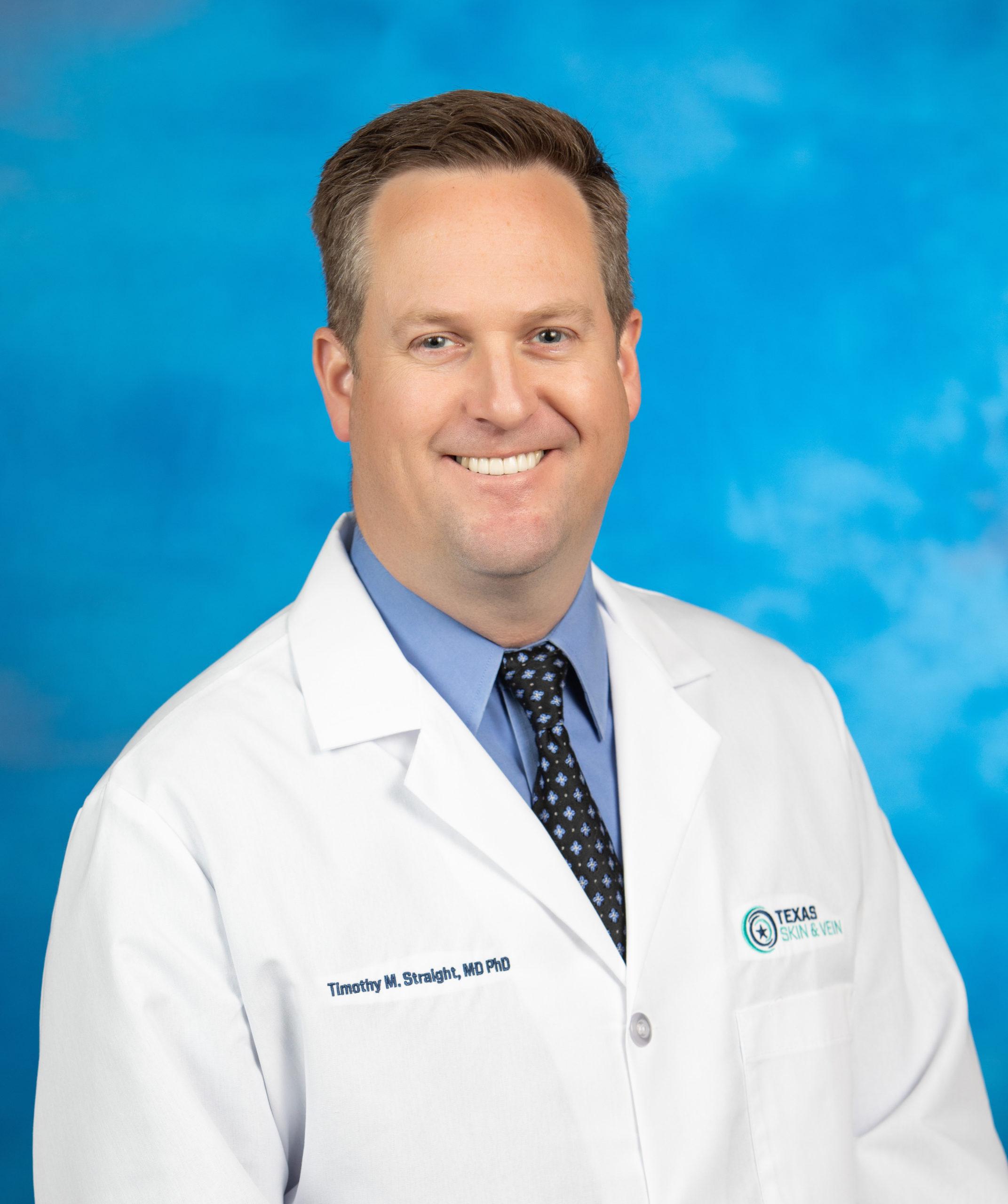 Dr. Timothy Straight - San Antonio Dermatologist